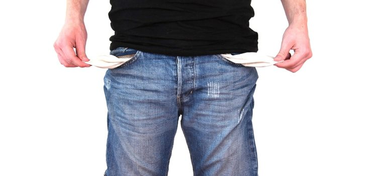 Pleite in der Beziehung – unsere 5 Punkte-Strategie zum Erfolg