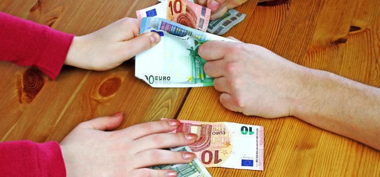 Blogparade: Umgang mit Geld in der Partnerschaft