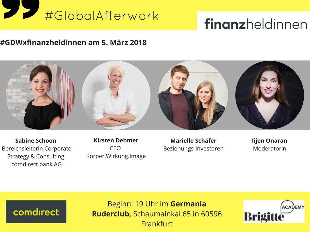 Afterwork finanz-heldinnen