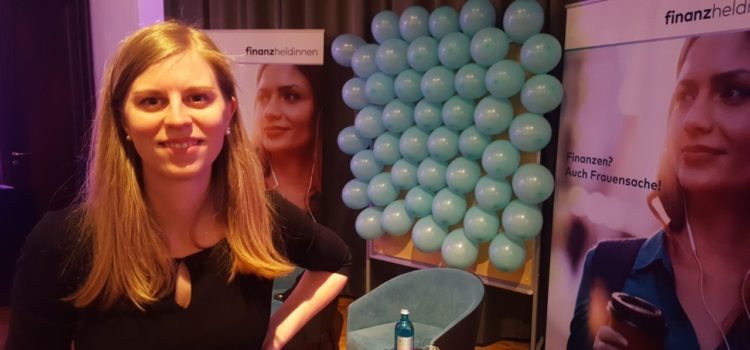 Beziehung. Karriere. Familie. Geld. – Finanzheldinnen in Frankfurt