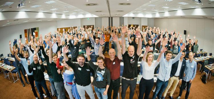 Fincamp 2018 – Spaß, Lernen und Vernetzen in München