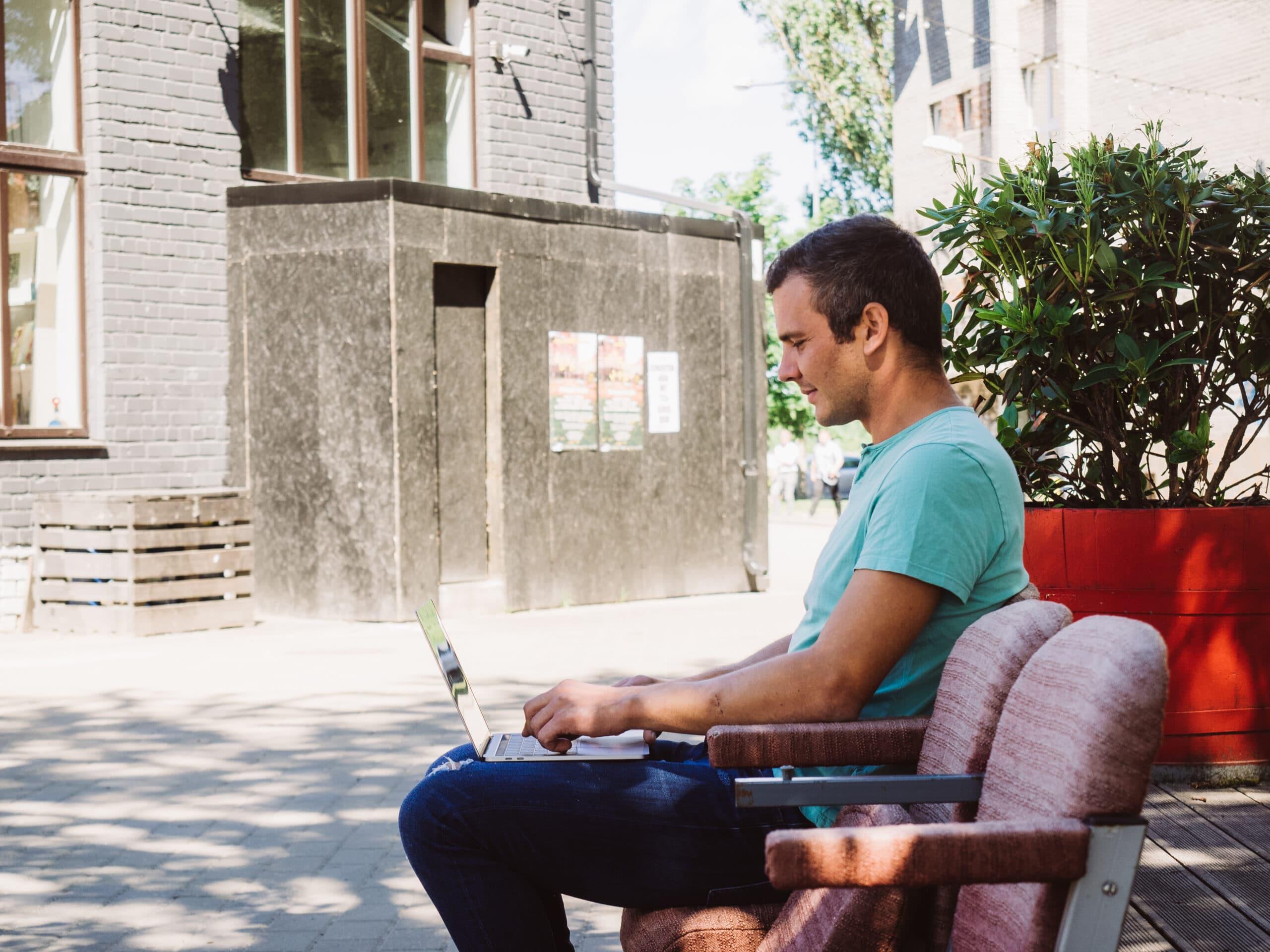 Gastartikel von Sebastian Kühn über sein Wireless Life