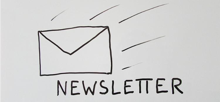 Newsletter und Blogrundgang