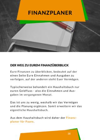 Workbook Haushaltsbuch