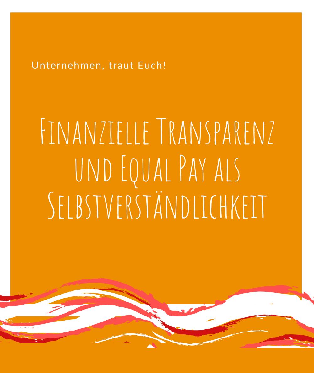 Faire Bezahlung von Frauen und Männern